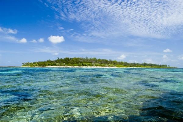 seychelles sea rise