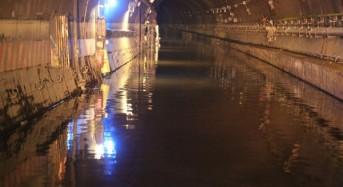New York Subway Floods Again