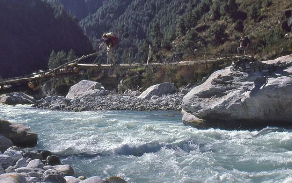 kosi river nepal