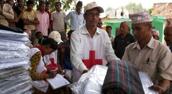 Red Cross Launches Appeal for Nepal Flood Victims