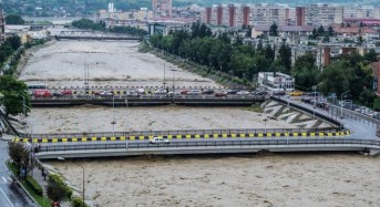 Balkan States Hit by Floods Again