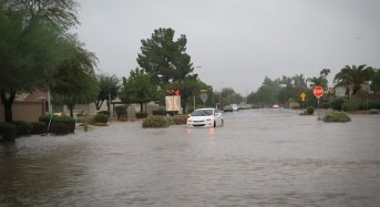 2 Dead After Massive Rainfall Causes Flash Floods in South West USA