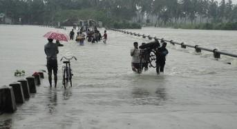 Flash Floods Across Sri Lanka Displace 46,000