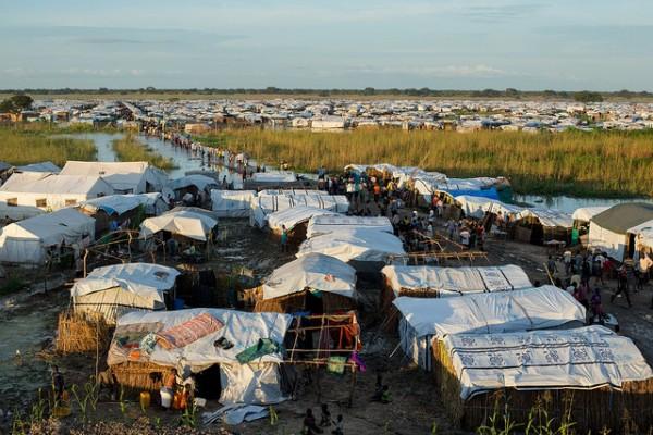 Bentiu camp, South Sudan. Photo: UN Photo / Flickr