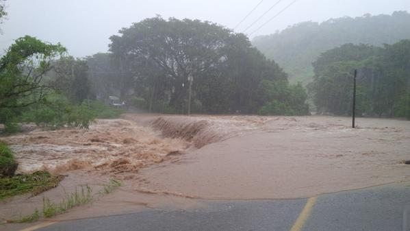 Mexico Floods In Michoacan And Guerrero After 2 Days Of