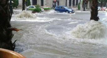 Floods in Galicia, Spain – Vigo Under 40cm of Water