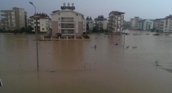 Athens and Antalya Inundated as Floods Strike in Southern Europe