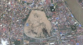 Floods and Phnom Penh's Lost Lakes