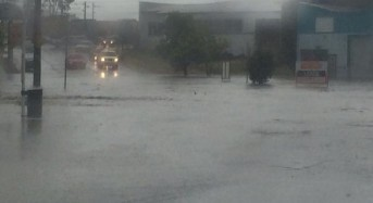 Floods in Brisbane after Storm Brings 10cm Rain in 1 Hour