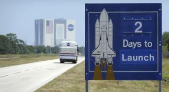 Rising Sea Levels Threaten NASA's Cape Canaveral Site