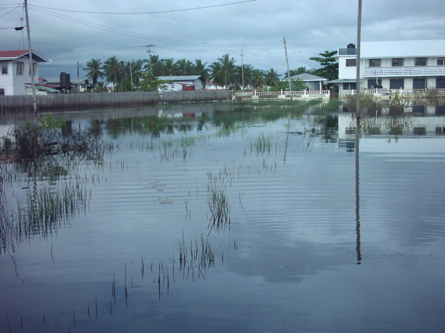 Floods Swamp Georgetown, Guyana after Record Rain - FloodList
