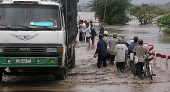 Thailand –  Floods in Nine Provinces, More Rain to Come