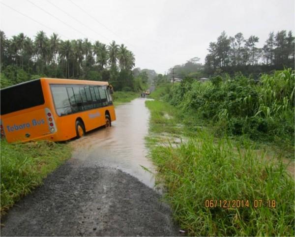 floods fiji