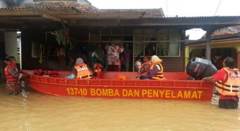 Further Flood Warnings Issued for Thailand and Malaysia