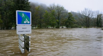 1 Missing in Floods in Corsica, France, after 190 mm of Rain in 24 Hours