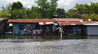 Southern Thailand Floods Spread to Narathiwat and Yala Provinces