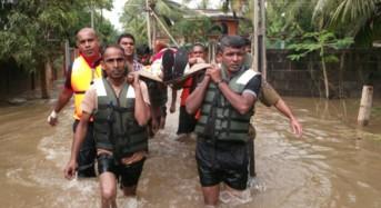 Sri Lanka Floods – Three Deaths Confirmed as Evacuations Continue