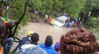 Zimbabwe – 10 Dead After Floods in 6 Provinces