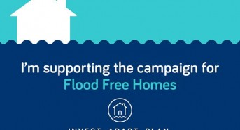 UK Floods – Flood Free Homes Campaign