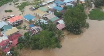 Malaysia Floods – Over 1,000 Remain Homeless in Sabah and Sarawak