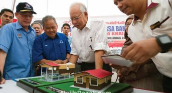 Malaysia Floods – Kelantan Flood Victims to Get Homes on Stilts
