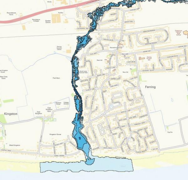 Worksheet. UK Floods  JBA Flood Maps on Landmark Labs  FloodList