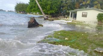 Marshall Islands King Tide Floods