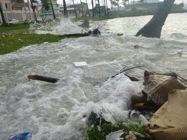 king tide floods Majuro 4