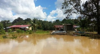 Heavy Rain Threatens More Flooding in Indonesia and Malaysia – 77 Mm Rain in Kuching
