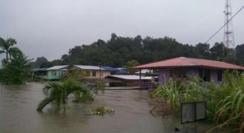 Malaysia Floods – Over 3,000 Evacuated in Sarawak