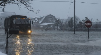 FEMA Declares Disaster for Maine Winter Storm and Floods January 2015