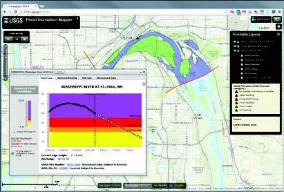 New Flood Warning Maps For Kansas And Missouri Floodlist
