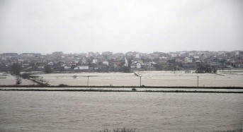 Evros Floods, Greece –  30,000 Hectares of Farmland Underwater