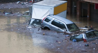 France – 2 Dead in Montpellier Floods After 170 Mm of Rain in 24 Hours