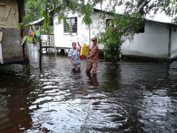 More Rain in Malaysia and Indonesia – Serawak Floods Again ...