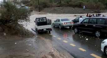 Deadly Floods Strike in Oman and Saudi Arabia