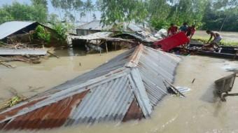 Bangladesh – Rivers at Record High, Floods Affect 1.3 Million