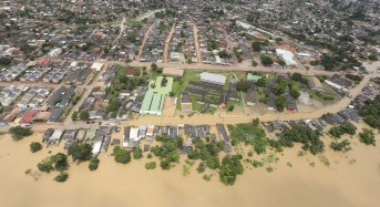 Brazil Floods – Acre River Levels Fall as Clean Up Begins