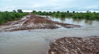 Thousands of Homes Damaged by Floods in Luanda, Angola