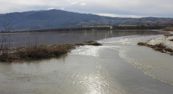 Floods in Macedonia After 3 Rivers Overflow