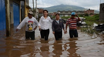 Mexico – Floods in Michoacan and Guerrero After 2 Days of Rain