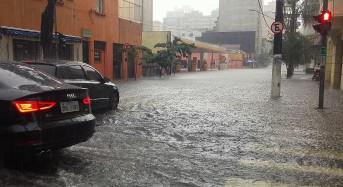 Heavy Rain Floods Sao Paulo Again But Drought Persists