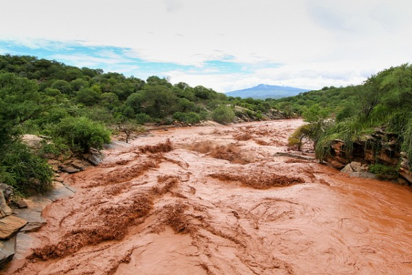 File Photo: River in  Karatu, Arusha, Tanzania. Photo credit: Stéphan Coquelet