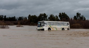 Torrential Rains Destroy 400 Homes in Algeria