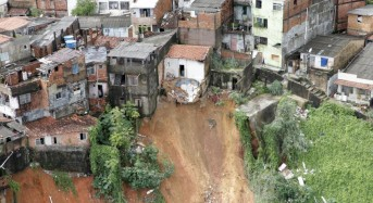 Floods and Landslides Leave 14 Dead in Salvador, Brazil
