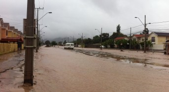 Heavy Rain and Rising Rivers – Floods Threaten Southern Regions of Chile