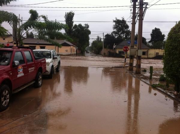 floods in Atacama northern chile