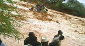 Kenya – Bus Swept Away by Floods in Mandera County