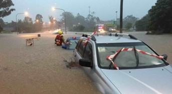 Australia – Brisbane River Catchment Flood Study Released