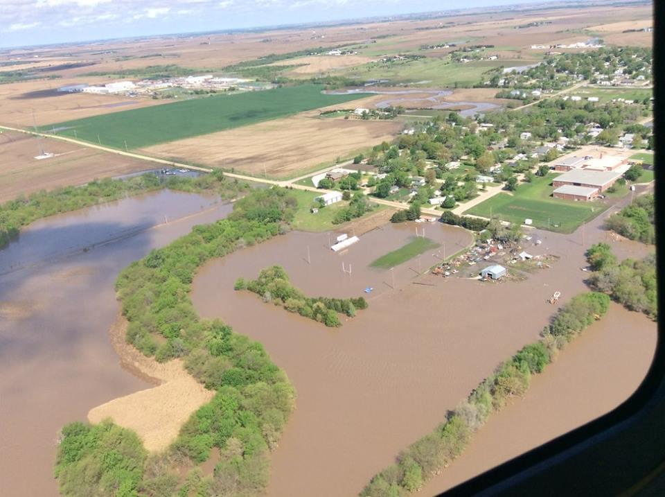 Nebraska Declares State Of Emergency After Flood And Storm